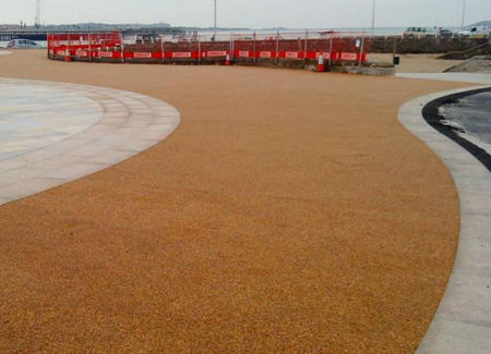 Commercial Resin Paving Cannock