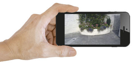 Upload an image of your driveway